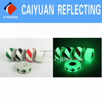 CY Photoluminescent film Glow in the Dark Light Sign Safety