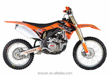 DIRT BIKE 250cc 4-stroke, water cooled, 4 valves