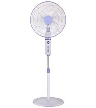 Air cooling oscillating 16 inch electric pedestal stand fan with CB CE certification