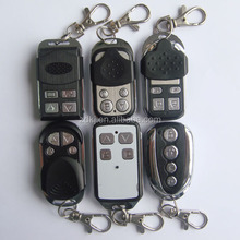 China learning fixed code frequency 433MHz universal remote control locking devices