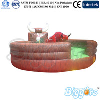 16FT Carnival Inflatable Mechanical Bull Riding Games