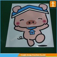 Window Static cling stickers from China
