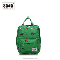 Simple Waterproof Hot Selling 8848 Girls Backpack Bag