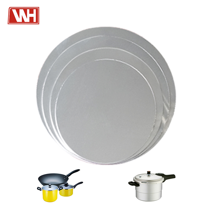 Deep Drawing 3003 Aluminium Circle For Kitchenware