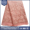 Light weight design sexy transparent lace chinese embroidery african tulle lace latest flower patterns peach net lace fabric