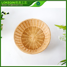 Spot Sale!!! Bread Baskets Storage Baskets for home and hotel supermarket Rattan baskets
