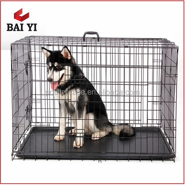 Foldable Dog House And Dog Cage Lock