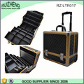 2016 new style cheap trolley cosmetic case