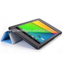 For Google Nexus 7 2nd Cover Case with tri fold Stand Feature