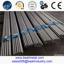 304 316 solid round stainless steel rod crow bar
