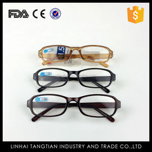 TTY-0207 free sample Crazy selling cheap price PC frame color best design optics customized eye glasses reading glasses