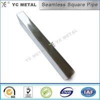 Custom 201 304 316 Cold Draw Or Rolled Stainless Steel Square Tube