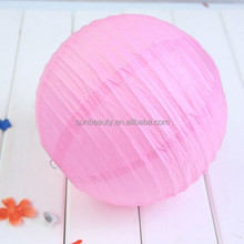 Great Appearance Wedding Shower Promostional Paper Lantern