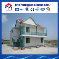 Professional design low cost contaner homes from China manufacturer
