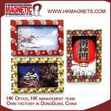 Highest Quality 4x6 EVA Artistic Photo Frames Magnet