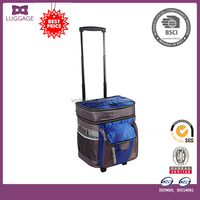 Hot selling Cheap trolley cooler bag for picnic