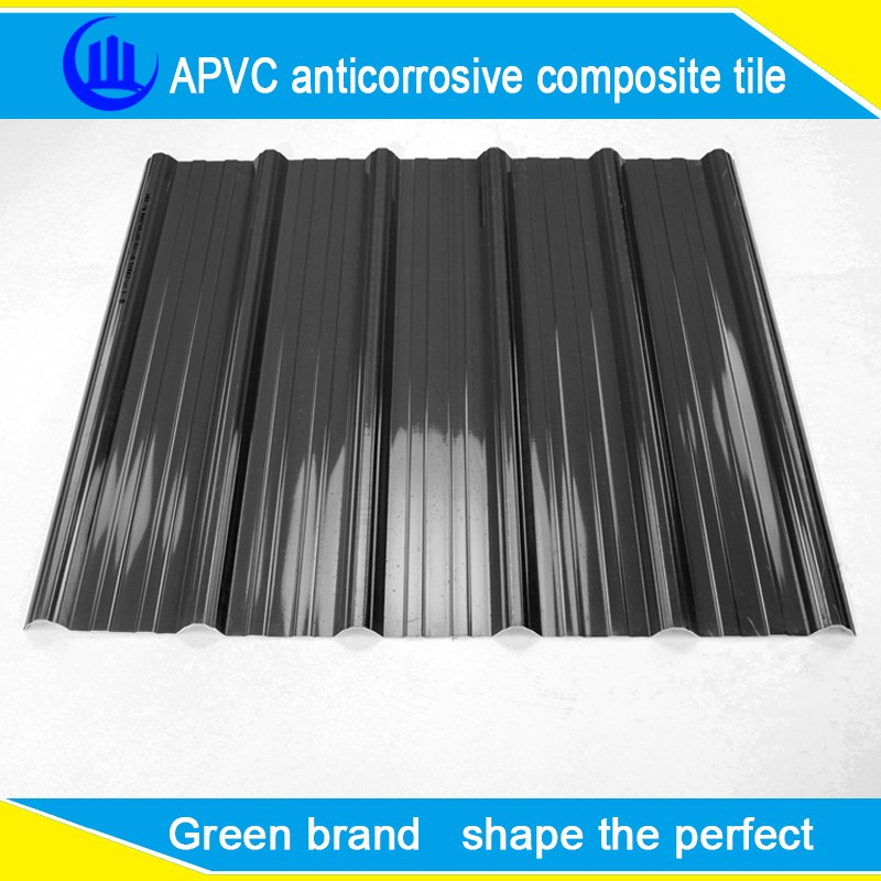 Anti-corrosive multiayer house roof tile/solar roof tiles/cheap roof tiles