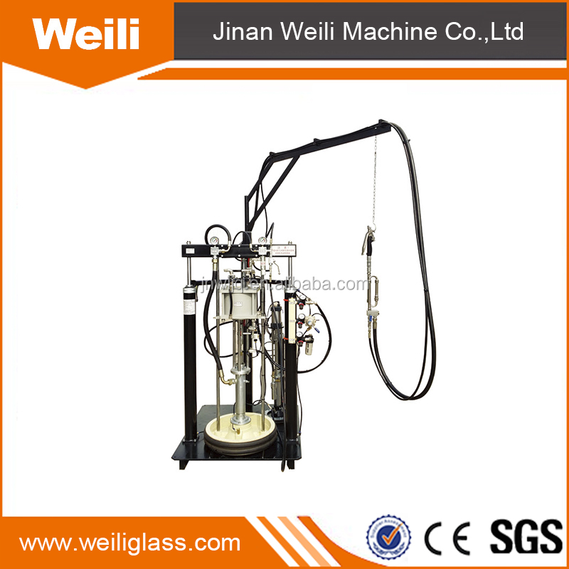 ST05 Sealant-spreading Machine (pneumatic working system)
