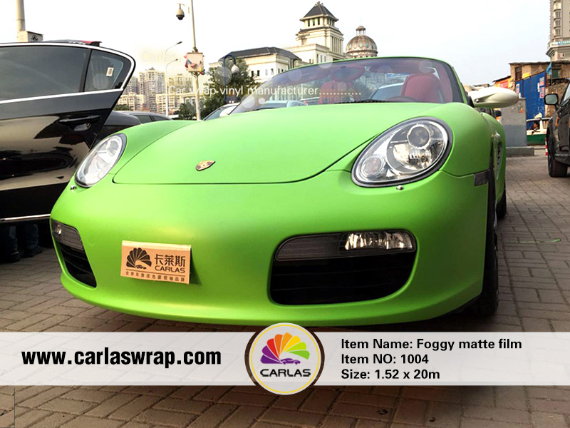 Color Change Car Wraps Vinyl Vehicle Wrap Self Adhesive Clockwork Foam