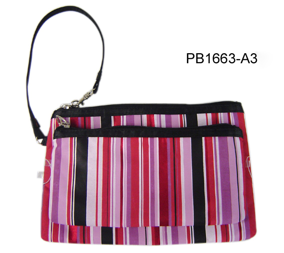 2016 alibaba china Wholesale fashion promotion custom lady toiletry pouch PU travel cosmetic bag for gift