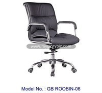 Secretary Executive Swivel Chair, Office Chair Furniture, Modern Design Swivel Office Furniture