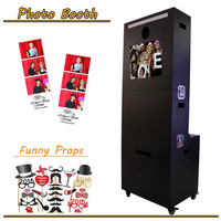 19'' Digital Photo Booth Equipment/Smart LCD Photobooth For Wedding/Party