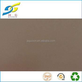 High Quality PVC Synthetic Leather for Seat