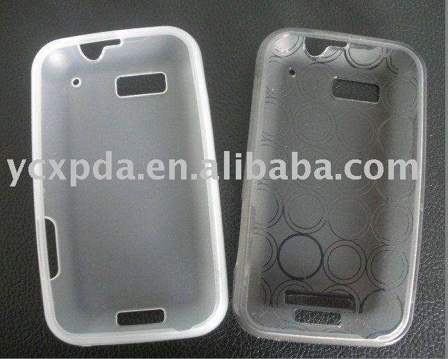 TPU mobile phone cover for Motorola MB810