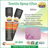 kingjoin temperary non-toxic spray adhesive for clothing