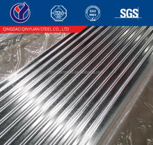 factory price corrugated steel sheet roofing material, zinc coated roofing tile made in china