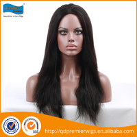 Alibaba wholesales cheap modern style indian remy human hair toupee wig for women