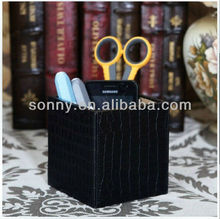 Lovely desktop holder promotional pen stand