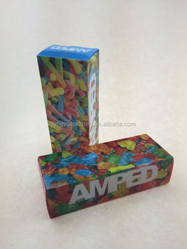 NEW DESIGN FANCY PACKAGING BOX CLEAR PVC PLASTIC BOX