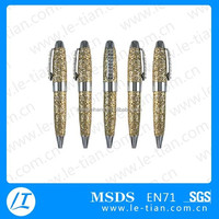 MP-238 Hot Sell Metal Ball Pen Stylus Pen with Crystal in 2016