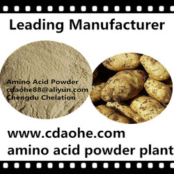 Organic Plant Sourced Amino Acid Compound Powder without Chloride 40% 50% 60% 80%