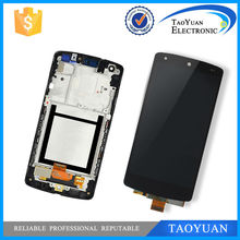 Taoyuan New LCD Display For LG Nexus 5 D820 D821 + Touch Screen Replace Parts