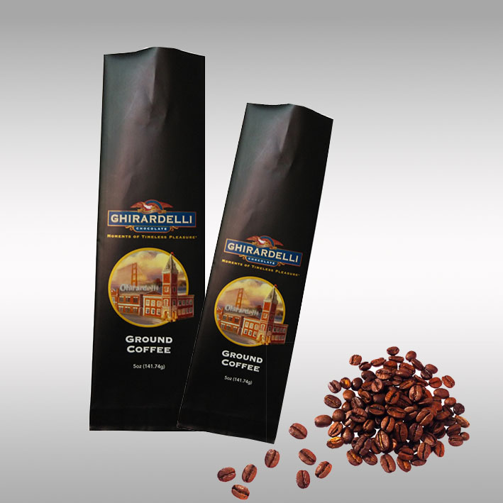 Aluminum Foil Coffee Sachet Packaging