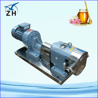 stainless steel 304 rotary pump ear pump