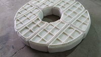 Promotion PP Round Demister pad used for Oil tanker