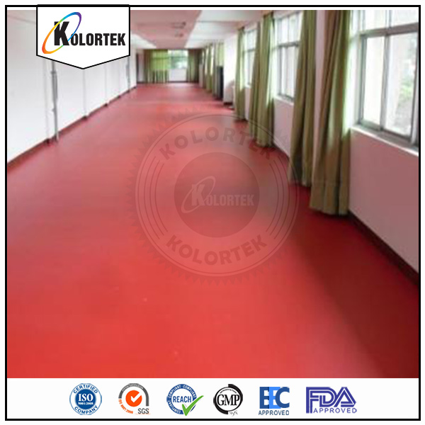 Factory price color epoxy floor coating, pearl pigment based natural mica