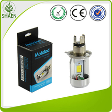 High Brightness M4 20W motorcycle COB light 12V 2000Lm H4 Motorcycle lamp bulb
