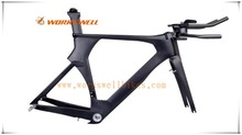 2016 New china tt bike frame, 49/52/54/56cm carbon for time trial bike frames