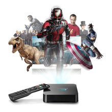 Rocam Quad Core Android 4.2 Smart TV Box Supports Wireless USB Keyboard/Mouse