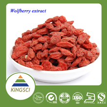 cGMP Manufacturer Supply Natural Food Grade Pure Wolfberry Extract Powder Raw Material for Juice KS-28