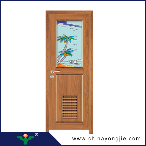 Bathroom Doors china new design frosted glass bathroom door fiber shower door