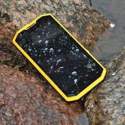 Cheapest 5.5 inch rugged waterproof cell phone rugged mobile phone with 4G LTE rugged phone