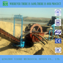 mini fine sand wheel bucket washer equipment for sales