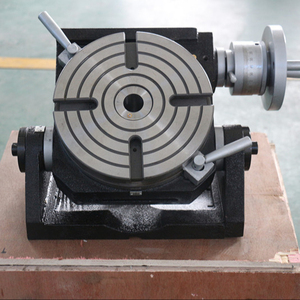 "OLICNC 8"" Tilting rotary tables for Milling Machine"