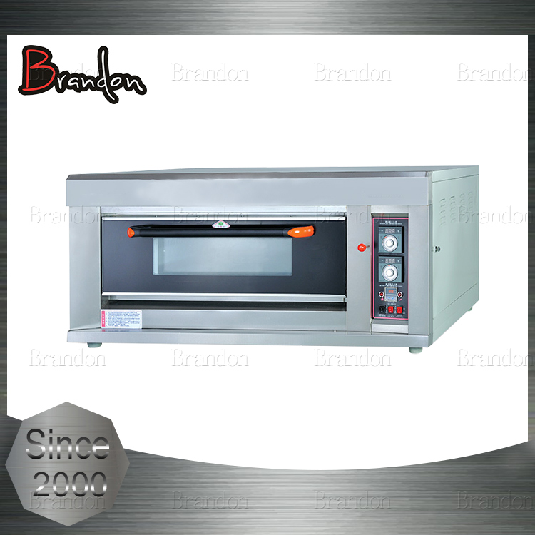 Single deck multi-function commercial cookie oven
