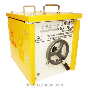 100% New 220V/380V Small AC ARC Welding Machine BX1-250A of names agricultural tools